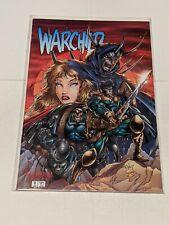 Warchild #1 January 1995 Maximum Press Comics