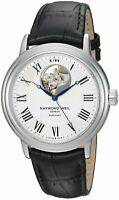 Raymond Weil Maestro Men's Silver Dial Automatic Watch - 2827-STC-00659 NEW