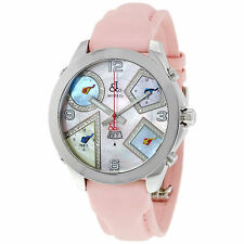 Jacob And Co JCM41DA Five Time Zone 40mm Mother Of Pearl