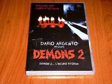 DEMONS 2 / DEMONI 2 - Lamberto Bava - English / italiano / Español - Precintada