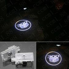 New 2x 300 Hemi C Logo LED Door Courtesy Projector Lamp For Chrysler 300 2005-19