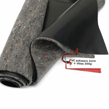 SIKA Premium PVC Teichfolie 1mm schwarz incl. Vlies V 300 - gute Markenqualität