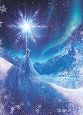 Papier peint Photo Komar Frozen Neige Queen 4-480 Elsa glace fille 184 x 254