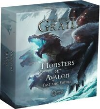 Vorbestellung: Tainted Grail Monsters of Avalon Past and Future Erweiterung DE