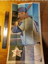 1968 TOPPS Baseball Poster, Ron Swoboda No. 17