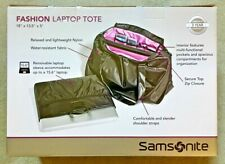 SAMSONITE Fashion Laptop Tote - $79