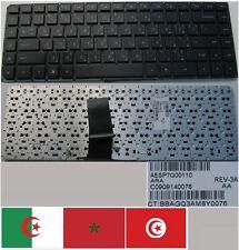 CLAVIER QWERTY ARABE HP ENVY 15 AESP7Q00110 C0909140076 Noir