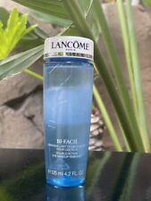 New Lancome Bi-Facial Double-Action Eye Makeup Remover 4.2 oz/125 mL