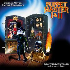 Puppet Master I & II Original Motion Picture Soundtrack - CD NEW