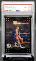 🔥2007-08 Topps Lebron James #23 PSA 8.5 Cleveland Cavaliers Lakers🐐HTF