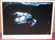ALIEN 1979: Lobby Card US A1 (Ship In Space) Sigourney Weaver Tom Skerritt