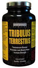500 mg X 120 Caps 95% SAPONINE ad alta resistenza Testosterone Booster, Tribulus