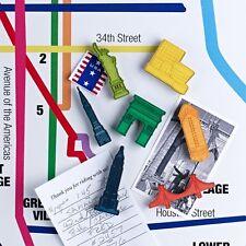 Design Ideas LANDMARK Magnets set of 7 New York City Building Icons empire state