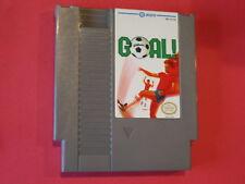 GOAL SOCCER SYSTEM ORIGINAL NINTENDO GAME NES HQ