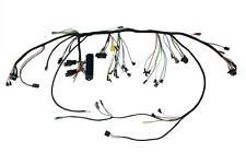 Mustang Under-Dash Harness with Premium Fuse Box and Relays 1966