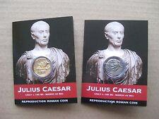 Julio César moneda Packs-DENARIO y aureus