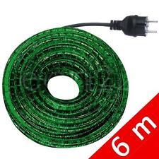 Gev Lichterschlauch grün 6 M