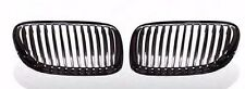 Front Grille Black Chrome For BMW E92 LCI Coupe E93 2011-2013