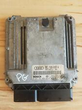ECU AUDI A4 8E1910018A   0261S01024