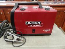 Lincoln Electric Pro Mig 140 Welder 110 Volt 140 Amp 60hz Nice