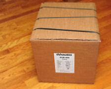 Dynaudio Sub 600 Subwoofer Brand New Sealed Box *Cherry* #5