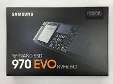SAMSUNG 500GB 970 EVO M2 SSD