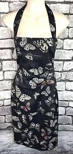 RARE KAREN MILLEN BUTTERFLY WIGGLE DRESS SIZE 10 Occasion Wedding Races Party