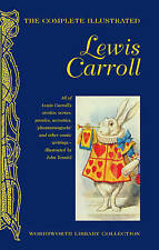 Lewis Carroll Illustrated General & Literary Fiction Books