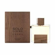 Solo Loewe Cedro by Loewe for Men 3.4 oz EDT Spray Brand New
