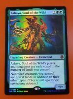 1x Ashaya, Soul of the Wild | FOIL | Zendikar Rising | MTG Magic Cards