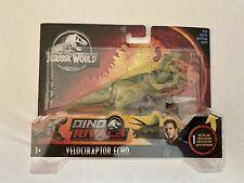 New ListingJurassic World - Dino Rivals - Velociraptors Echo New In Hand!