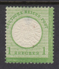 Germany / Deutsches Reich 1872 Mi. Nr. 23a, 1 Kreuzer Large Brustschild MH