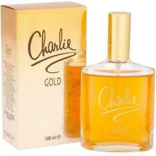 Charlie Gold Revlon Spray Eau Fraiche Perfume Fragrance Women 100ml