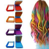 Hair Chalk Temporary Hair Dye Colors Kit Pastel Colors Salon Kit