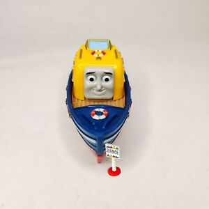 Thomas Train Take N Play Captain Boat 2012 Fisher Price Red Yellow Blue Lifeboat