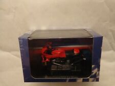 1/24 ATLAS EDITION SUPERBIKES COLLECTION- MOTO GUZZI V11 LE MANS MOTORCYCLE BIKE