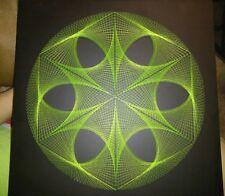 Handmade Geometric String Art