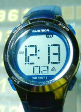 "ARMITRON ""ProSport"" Women's Nice 5-ATM Quartz LCD Sport Watch-RUNS-FREE SHIPPING"
