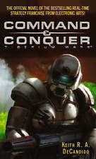 Command And Conquer: Tiberium Wars, DeCandido, Keith R. A., Paperback, New
