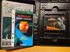 MSX SPACE MANBOW Konami Shooter