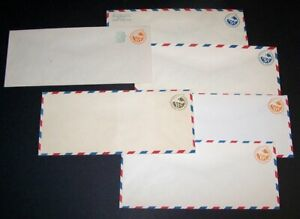 U.S. #UC1//29 Mint Entires - Airmail Group ($66)