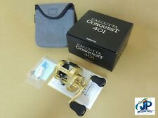 NEW SHIMANO 18 CALCUTTA CONQUEST 401 LEFT HANDLE REEL *1-3 DAYS FAST DELIVERY*