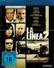 BLURAY NEU/OVP - La Linea 2 - Drogenkrieg in Mexiko - Aidan Quinn & Andy Garcia