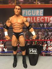 WWE Wrestling Mattel Elite Series 49 Randy Orton Figure w/ RKO Shirt Accessory