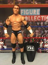 WWE Wrestling Mattel Elite Series 49 Randy Orton Figure w/ RKO Shirt Accessory