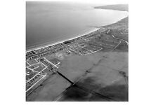 ASPENDALE - MORDIALLOC aerial view 1964 modern Digital Photo Postcard