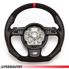 Mise au point aplati Alcantara VOLANT Audi A1, A6, A7, A8 Multi avec DSG
