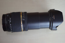 Objectif Tamron 18-250 pour monture Canon