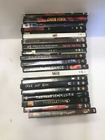 Lot of 19 DVDs Horror Scary Movies Suspense Drama Collection dvds