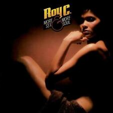 ROY C. - MORE SEX AND MORE SOUL NEW CD